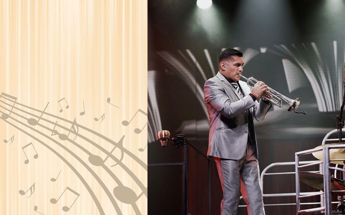 Trompetista Carlos Benavides Farfán apoya a artistas peruanos con streaming