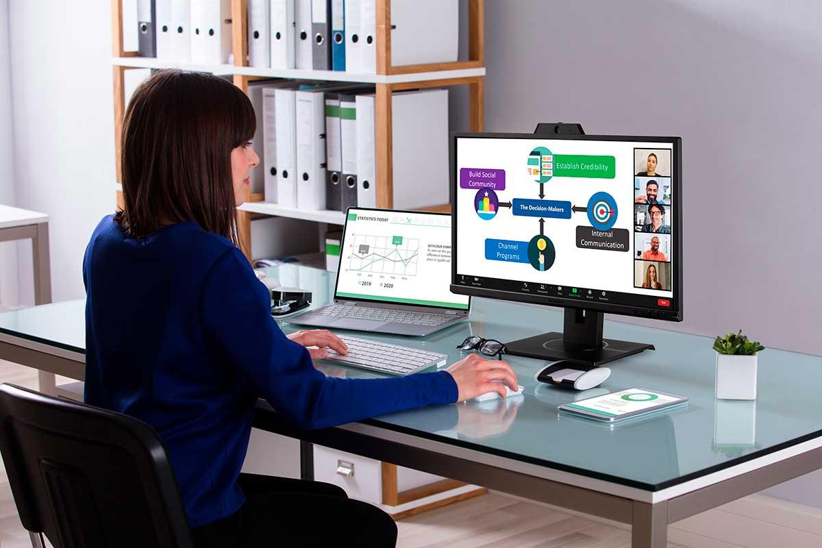 ViewSonic presenta su más reciente selección de monitores y proyectores 2021