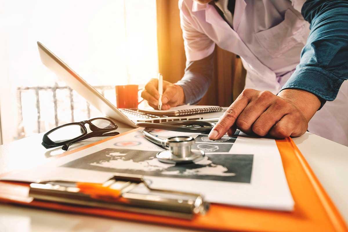 Xerox reduce el papeleo para que los doctores pasen más tiempo en atender a sus pacientes