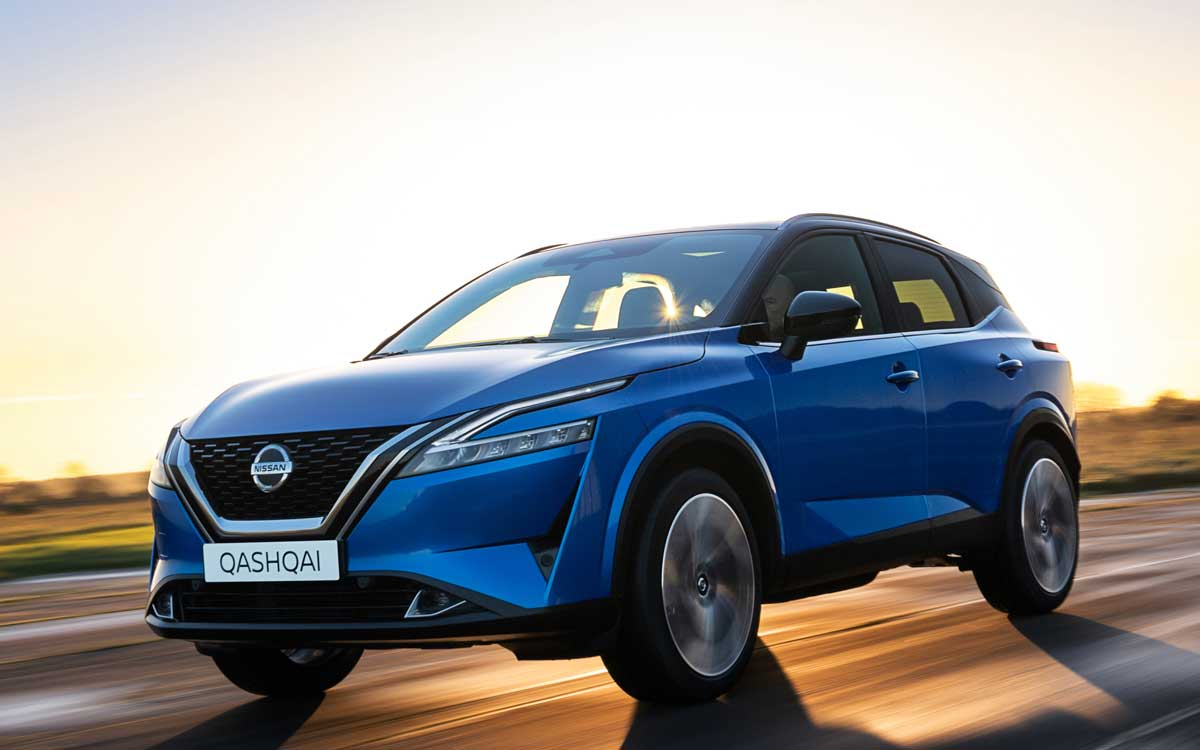 Nissan anuncia su nuevo Qashqai
