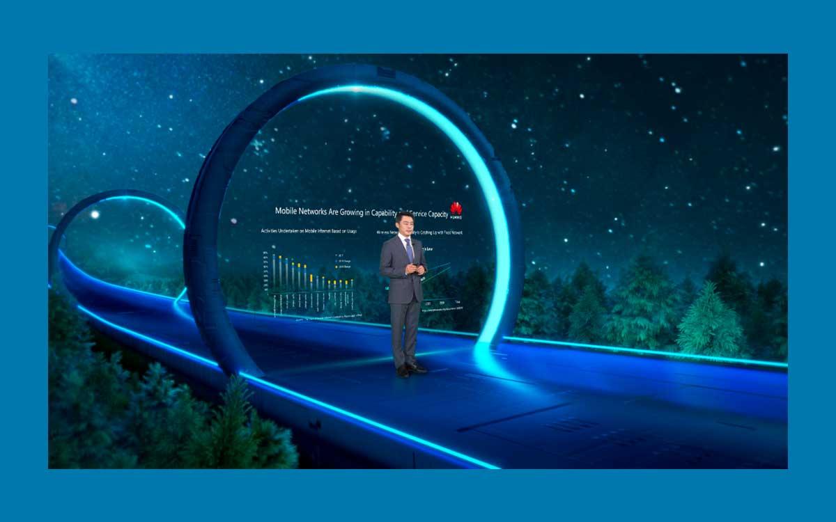 Ritchie Peng de Huawei sostiene que la creación de redes 5G óptimas favorecerá la innovación sostenida